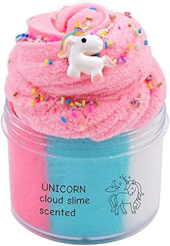 WEIRD SCIENCE Unicorno Cacca Slime Kit Make Your Own