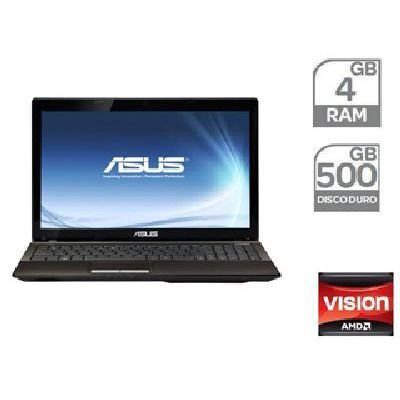 Asus A53U Notebook Windows 8 X64