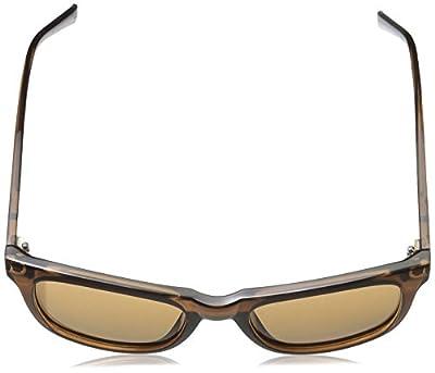 Calvin Klein Men's R739s R739S-002 Square Sunglasses