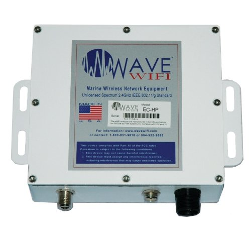 Wave WiFi EC-HP High Performance WiFi Access System