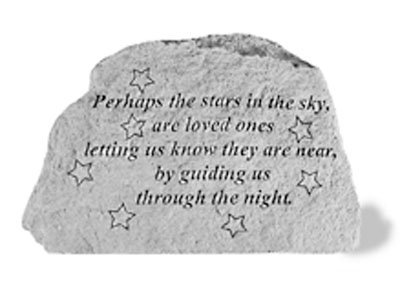 Kay Berry Perhaps The Stars in The Sky… Decorative Stones, Multicolor Review