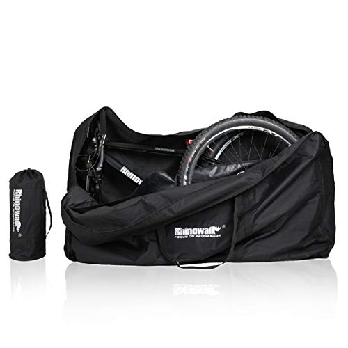 Aophire Folding Bike Bag 26 inch to 29 inch Thick Bicycle Travel Case,Bike Cases for Air Travel,Transport,Shipping