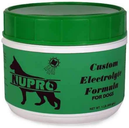 Nupro Nutri-Pet Research Electrolytes for Dogs