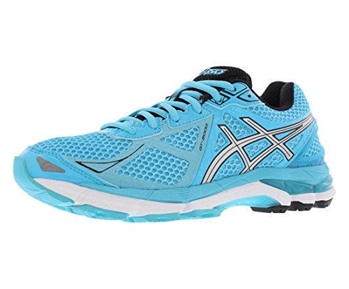 0 3 Running Shoe, Turquoise/Silver/Black, 6 M US ()