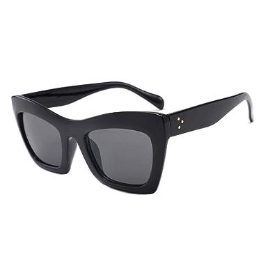736d39e3bf1b Amazon.com  EAPTSHot Chic Sunglasses Fashion Cat Eye Retro Luxury ...