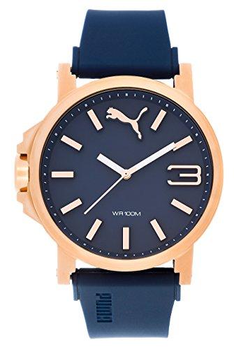 Puma Ultrasize 50 Men Black Plastic watch-PU103461021