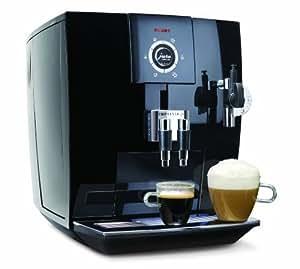 Jura-Capresso 13548 Impressa J6 Automatic Coffee and Espresso Center, Piano Black