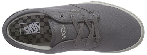 Vans Atwood - Zapatillas Niños Gris (check Liner/gray/light Gray)
