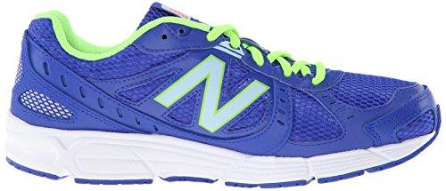 New Balance Womens W470v4 Scarpa Da Corsa Blu / Verde