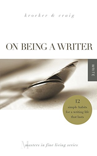 Being Writer Simple Writing Masters ebook product image