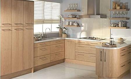 CK Kitchens Ravello Oak Kitchen