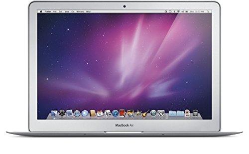 Apple MacBook Air 13.3in Laptop Intel Core 2 Duo 1.86GHz 2GB RAM 128GB SSD MC503LL/A (A) - (Renewed) ()