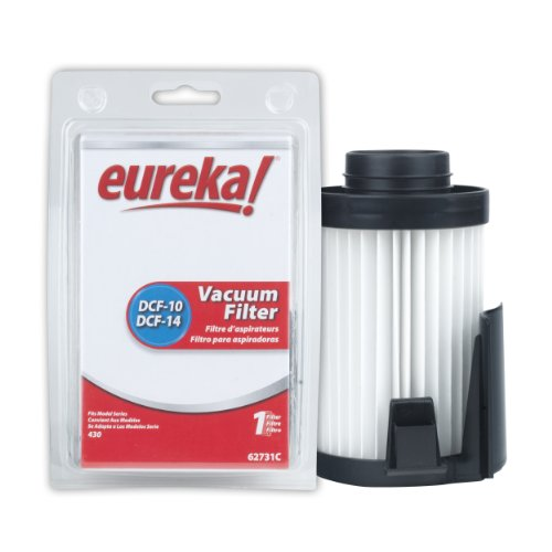 Genuine Eureka DCF-10 / DCF-14 HEPA Filter 62731C - 1 (Eureka Optima Hepa Filter)
