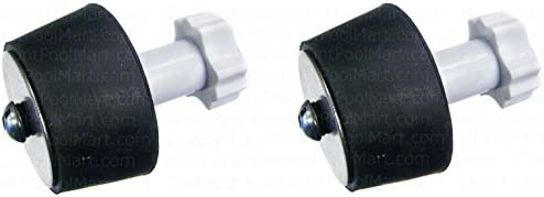 LASCO 13-1817 Test Plugs for Copper with Wing Nut for 1 1//4-Inch Inner Diameter