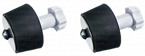- 2 PACK - 1 1/2 inch Rubber Fitting Pressure Test Plug 800-10