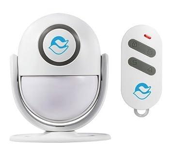 Carillon - Detector de Paso con Mando a Distancia a Pilas o Adaptador (no Incluido): Amazon.es: Bricolaje y herramientas