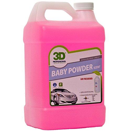 3D Freshener Baby Powder Gallon