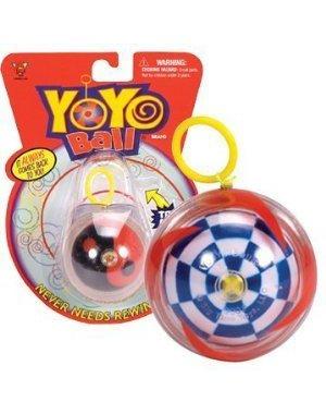 Yo-Yo Ball (Assorted Colors and (Yoyo Ball)