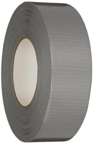 Nashua 398 Duct Tape (Nashua 398 Polyethylene Coated Cloth Professional Grade Duct Tape, 55m Length x 72mm Width, Silver)