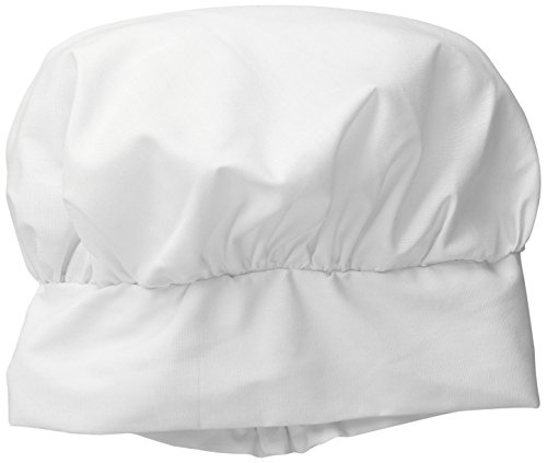 Jacobson Hat Company Men's Chef Hat - Elastic Back, White, Adult for $<!--$0.90-->