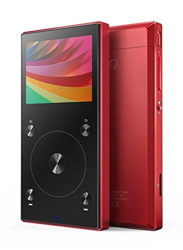 FiiO X3 (Red) High Resolution Music Player (3rd Generation)