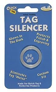 Quick Tag Circle-Shaped Silencer ID Tag