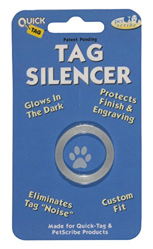 Quick Tags Circle-Shaped Silencer ID Tag