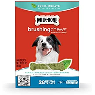 Milk-Bone Brushing Chew Dog Treats