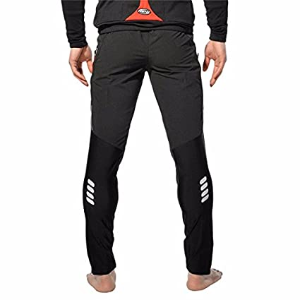 AAlamor Motorcycle Outdoor Cylcling Reflective Long Pant Bikes Bicycle Trousers Man Women For RockBros M