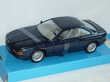 BMW 850i 850 I 8er 8 Er E31 Coupe Blau 1989 1999 1 24