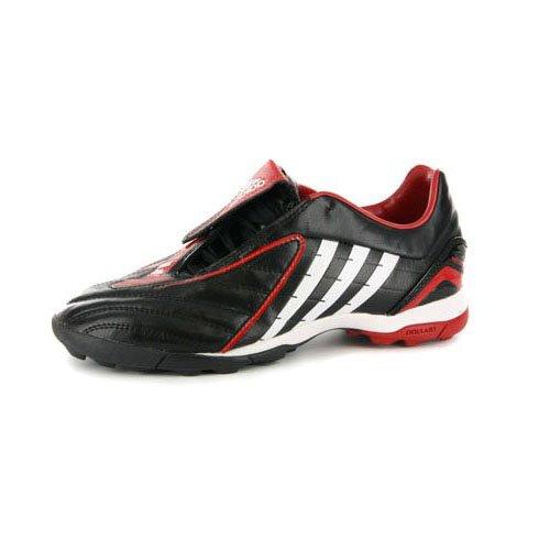Adidas Boys Absolion PS Asto Turf Black Football Boots Sneak
