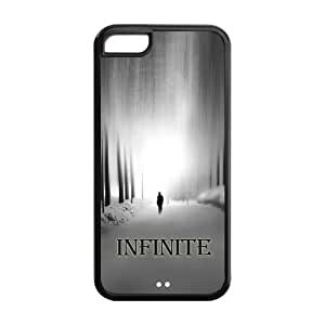 Iphone 5C Best Rubber Case The Personalized Design For Infinite Life Road Success Belongs To The Persevering