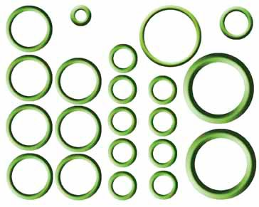 BuyAutoParts 60-90065 A/C Oil O-Ring or Solvent - BuyAutoPar