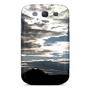 HHaroldshon Scratch-free Phone Case For Galaxy S3- Retail Packaging - Dusk