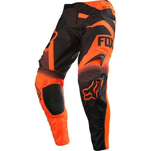 New Core Woven Pant (Fox Racing 360 Shiv Men's Off-Road Motorcycle Pants - Orange / Size 34)