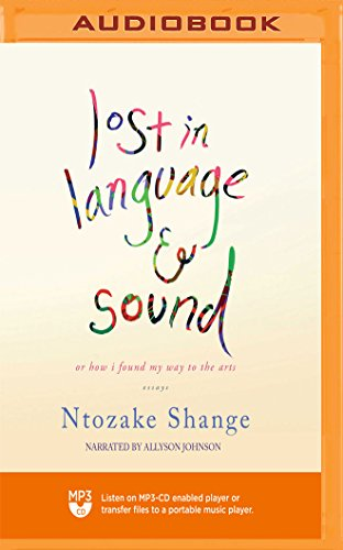 Lost in Language and Sound by Blackstone on Brilliance Audio