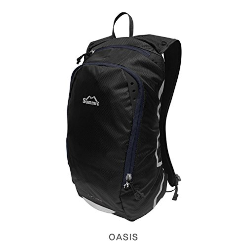 [SUMMIT OASIS] 12L Cycling Backpack, Lightweight Small Daypack, hit Products in South Korea (black) Review