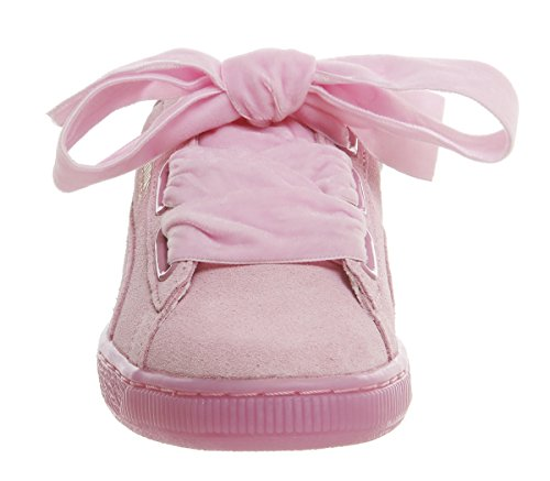 Wns Pink Suede Rosa Puma 36322902 Reset Turnschuhe Pink Heart Prism prism vxfCCqtw