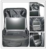 "WennoW In Car & Carrying Case for Portable DVD Players upto 7"" 8"" 9"" 10"""