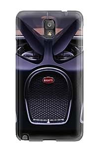 Galaxy High Quality Tpu Case/ Bugatti Veyron Sports Car 4152 SyGQinj3718uDQKF Case Cover For Galaxy Note 3 by icecream design