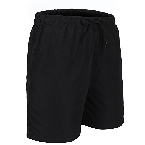 Spotti Basics Men's Baggy MTB Mountain Bike Cycling Shorts with Padded Underliner – Two Shorts in One
