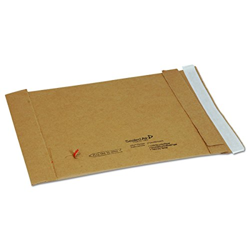 (Sealed Air 66996 Jiffy Padded Self Seal Mailer, #0, 6 x 10, Natural Kraft (Case of 250))