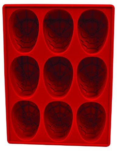 Price comparison product image Diamond Select Toys Marvel Spider Man Silicone Tray