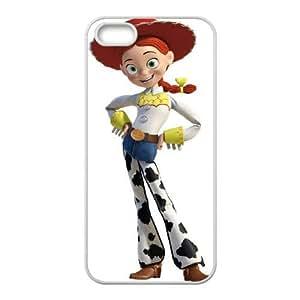 iPhone 5 5s Cell Phone Case White Toy Story 005 JSY4244419KSL