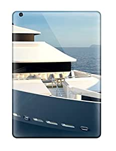 New Mary David Proctor Super Strong Yachts Luxury Ships Tpu Case Cover For Ipad Air
