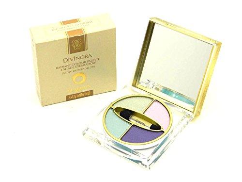 Guerlain Divinora Radiant Colour Palette 4 Shade Eyeshadow - Jardin De Paradis 291 - 4 x 1,2g (4 x .04oz)