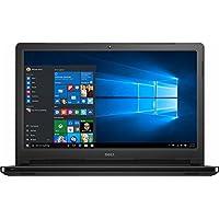 2017 Newest Dell Inspiron 5000 15.6 inch HD Flagship Premium Touchscreen Laptop PC, Intel Core i3-7100U Dual-Core, 6GB DDR4, 1TB HDD, DVD RW, Media Reader, HDMI, Windows 10 (Black)
