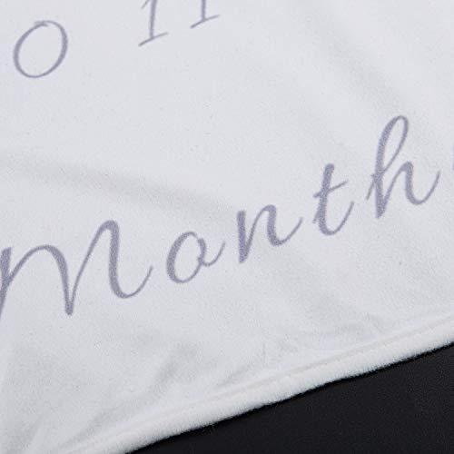 SODIAL - Fondo fotográfico de Techo para Baby Fotos recién Nacido mensuales Hito de Techo fotografía stuetzen schiesst fotografía Toalla: Amazon.es: ...