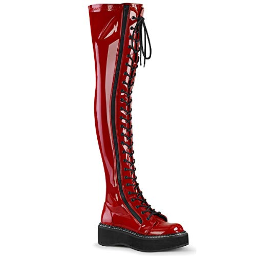 Demonia Women's Emily-375 Thigh-High ()