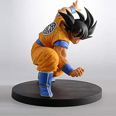 AZHom Dragon Ball - Modelo Anime a la Mano - Juguetes Negros ...